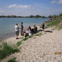 Rybárske preteky 2012 Veľký Biel