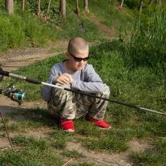 Rybárske preteky 2019 máj -  mládež
