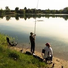 Rybárske preteky mládež 2018 Strieborné jazero