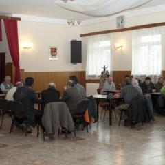 Výročná schôdza Veľký Biel 2012