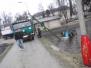 Zarybňovanie chovného jazera Priehrada Blatné 12.4.2013
